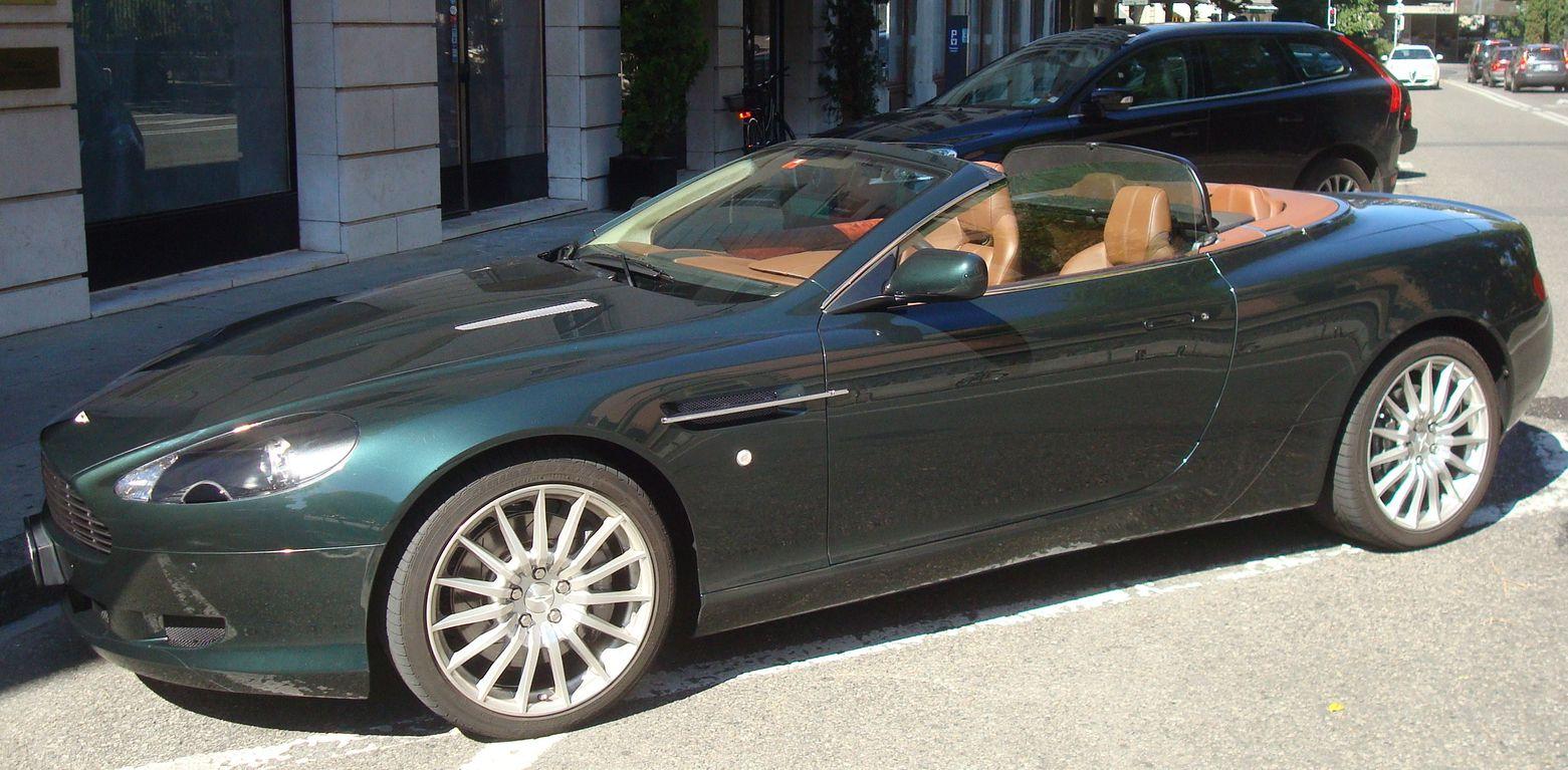 aston martin cabriolet gb automobiles de sports et de courses aston martin united kingdom. Black Bedroom Furniture Sets. Home Design Ideas
