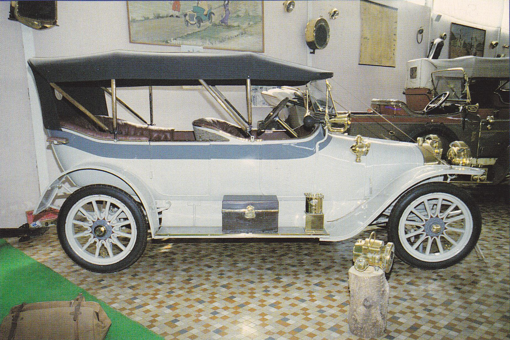 barre musee automobile de vendee voiture de tourisme automobiles barr france. Black Bedroom Furniture Sets. Home Design Ideas
