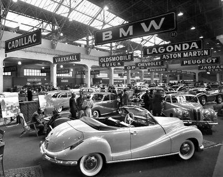 Bmw cabriolet allemagne geneve salon de l automobile for Salon automobile allemagne
