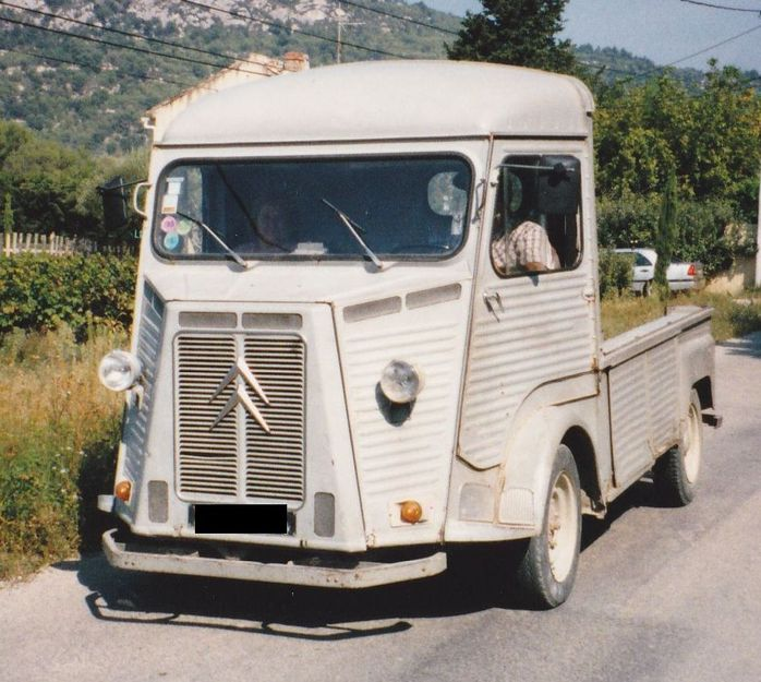 citroen hy pick up france 0877 pick up citro n france autoalmanach partage de. Black Bedroom Furniture Sets. Home Design Ideas