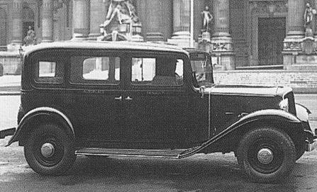 Citroen taxi g7 paris france taxis citro n france for Garage des taxis g7