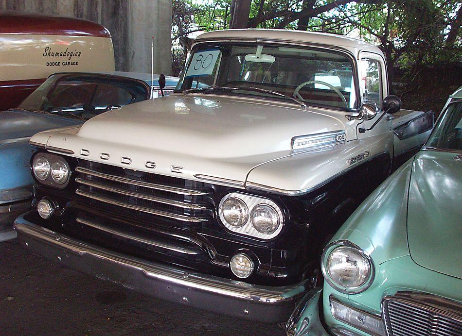 1957 Dodge Sweptside Craigslist Autos Post