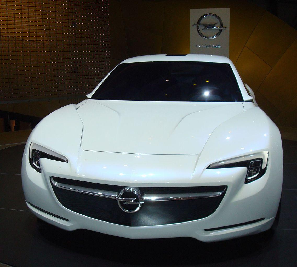 Opel gte allemagne salon de l auto 2010 058 automobiles for Salon automobile allemagne