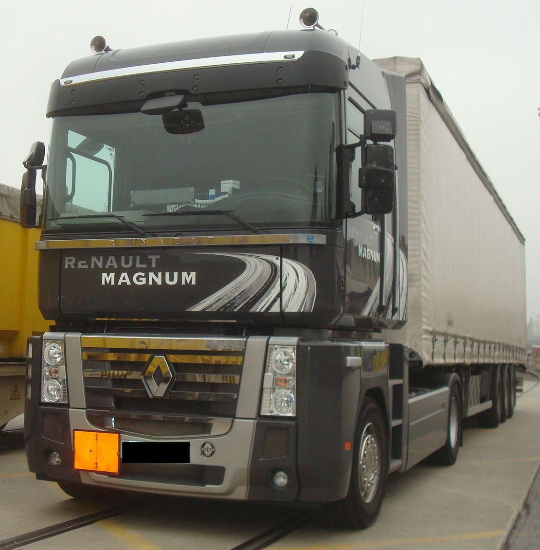 renault magnum france camion poids lourds renault trucks f autoalmanach partage de. Black Bedroom Furniture Sets. Home Design Ideas