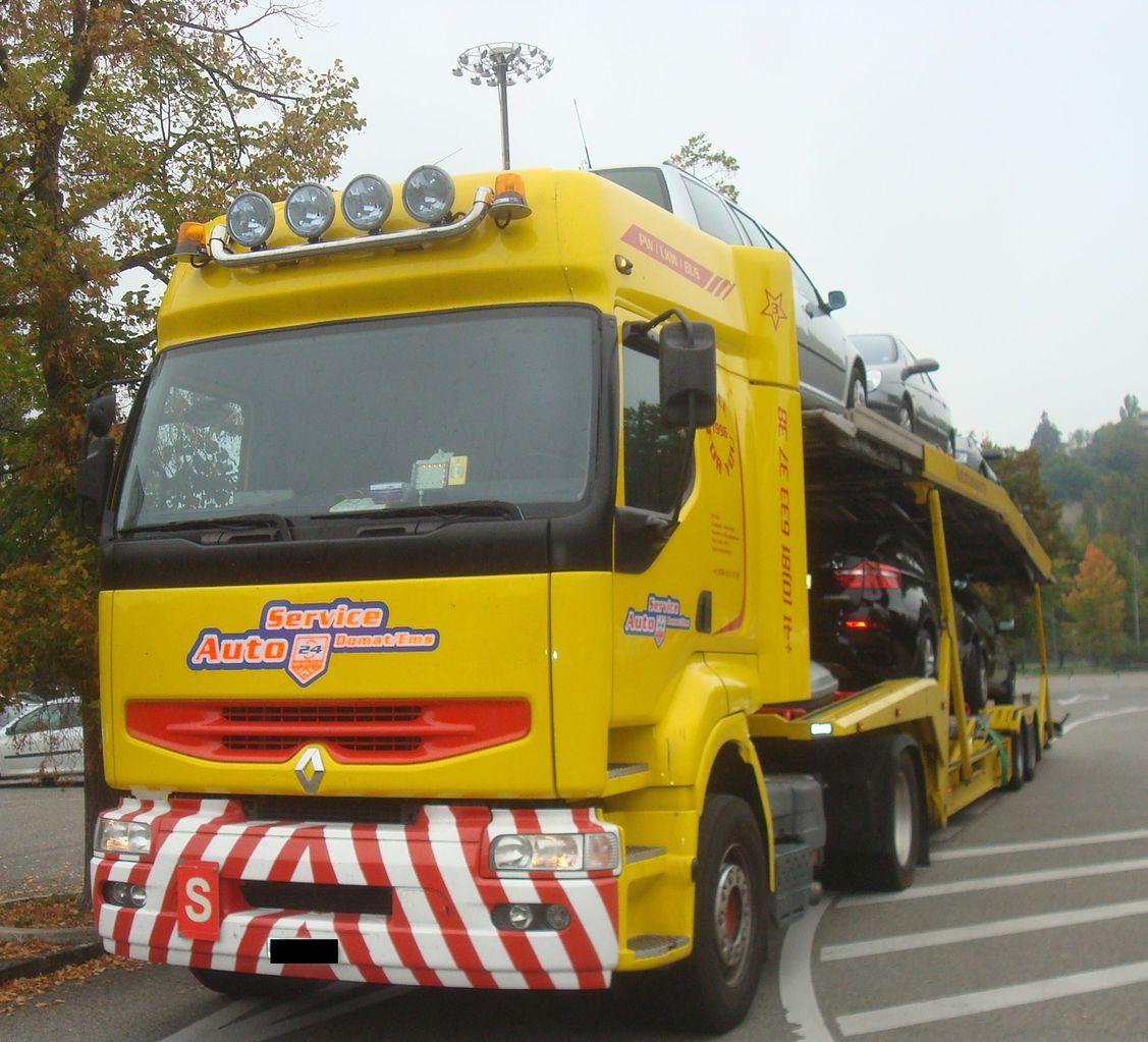 renault premium france camion poids lourds renault trucks f autoalmanach partage de. Black Bedroom Furniture Sets. Home Design Ideas