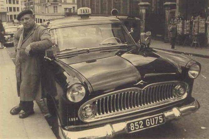 Autoalmanach les marques simca f site officiel d for Garage des taxis g7